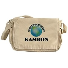 World's Greatest Kamron Messenger Bag