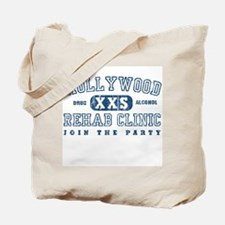 Hollywood Rehab Clinic Tote Bag