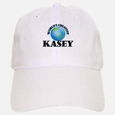 World's Greatest Kasey Baseball Baseball Cap