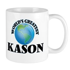 World's Greatest Kason Mugs
