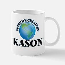 World's Greatest Kason Mugs
