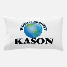 World's Greatest Kason Pillow Case