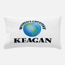 World's Greatest Keagan Pillow Case