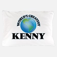 World's Greatest Kenny Pillow Case