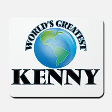 World's Greatest Kenny Mousepad