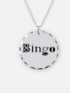 The Bingo Road Necklace
