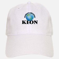World's Greatest Keon Baseball Baseball Cap