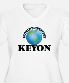 World's Greatest Keyon Plus Size T-Shirt