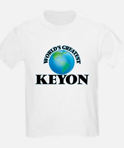 World's Greatest Keyon T-Shirt