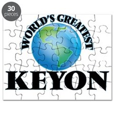 World's Greatest Keyon Puzzle