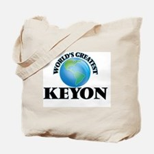 World's Greatest Keyon Tote Bag