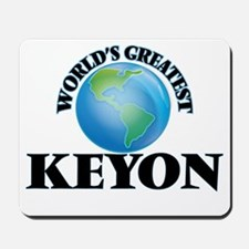 World's Greatest Keyon Mousepad