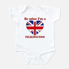 Pilkington, Valentine's Day Infant Bodysuit