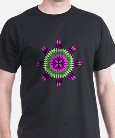 Native Purple Star T-Shirt