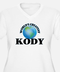 World's Greatest Kody Plus Size T-Shirt