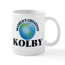 World's Greatest Kolby Mugs