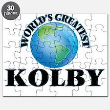 World's Greatest Kolby Puzzle