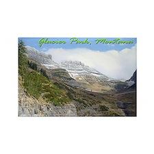 Glacier Park Magnet 1