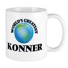 World's Greatest Konner Mugs