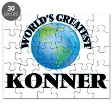 World's Greatest Konner Puzzle