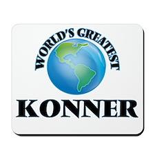 World's Greatest Konner Mousepad