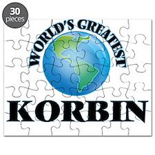 World's Greatest Korbin Puzzle