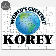 World's Greatest Korey Puzzle