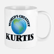 World's Greatest Kurtis Mugs