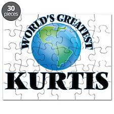 World's Greatest Kurtis Puzzle