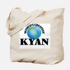 World's Greatest Kyan Tote Bag