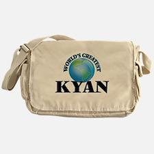 World's Greatest Kyan Messenger Bag