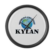 World's Greatest Kylan Large Wall Clock