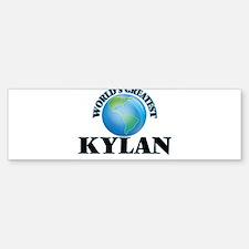 World's Greatest Kylan Bumper Bumper Bumper Sticker