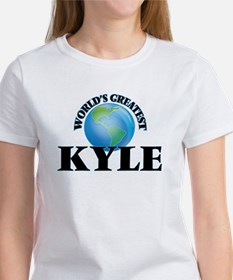 World's Greatest Kyle T-Shirt