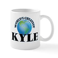 World's Greatest Kyle Mugs