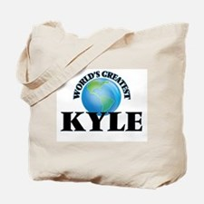 World's Greatest Kyle Tote Bag