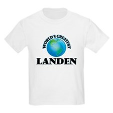 World's Greatest Landen T-Shirt