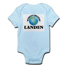 World's Greatest Landen Body Suit