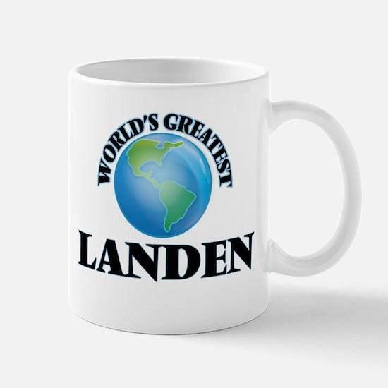 World's Greatest Landen Mugs