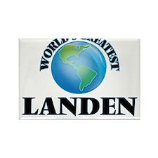 World's Greatest Landen Magnets