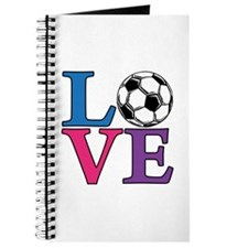 Soccer LOVE Journal