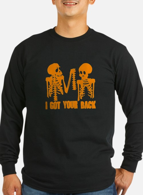 I Got Your Back Long Sleeve T-Shirt