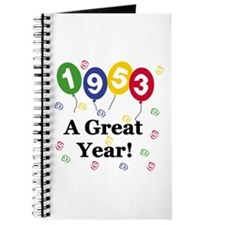 1953 A Great Year Journal