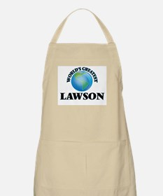World's Greatest Lawson Apron