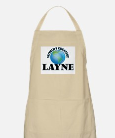 World's Greatest Layne Apron