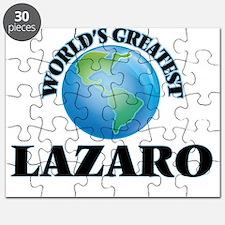 World's Greatest Lazaro Puzzle