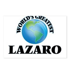 World's Greatest Lazaro Postcards (Package of 8)