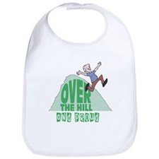 Over The Hill And Proud Bib