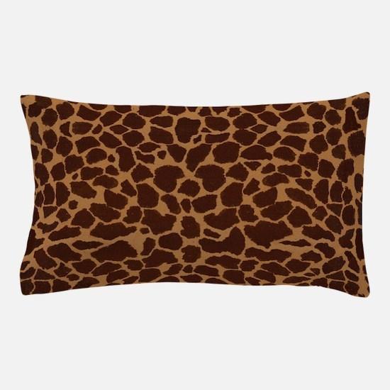 Giraffe Skin Patter Pillow Case