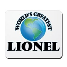 World's Greatest Lionel Mousepad